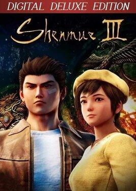 Shenmue III - Deluxe Edition постер (cover)