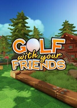 Golf With Your Friends постер (cover)