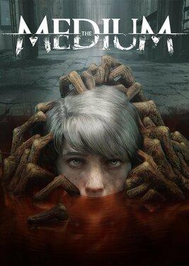 The Medium постер (cover)
