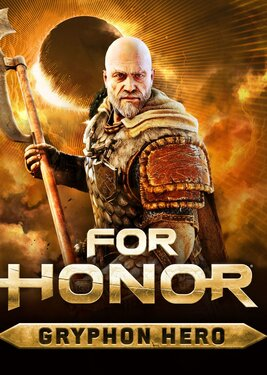 For Honor - Gryphon Hero постер (cover)