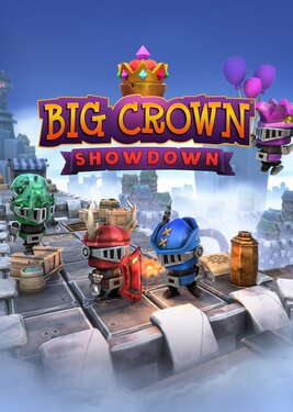 Big Crown: Showdown постер (cover)