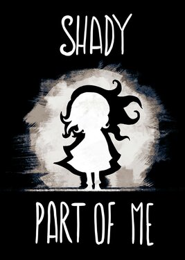 Shady Part of Me постер (cover)