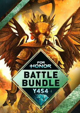 For Honor - Battle Bundle Year 4 Season 4 постер (cover)