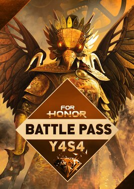 For Honor - Battle Pass Year 4 Season 4 постер (cover)