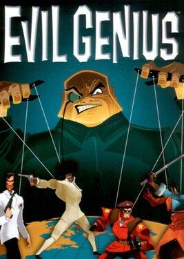 Evil Genius постер (cover)