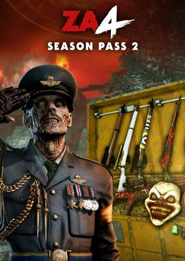 Zombie Army 4: Dead War - Season Pass 2 постер (cover)