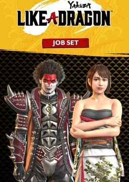Yakuza: Like a Dragon - Job Set