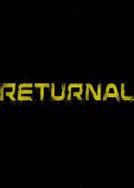 Returnal постер (cover)