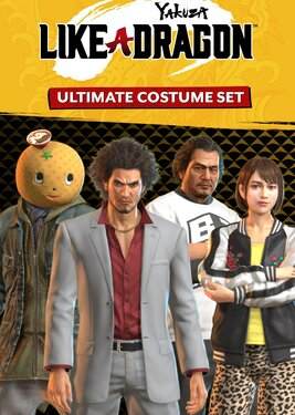 Yakuza: Like a Dragon - Ultimate Costume Set постер (cover)