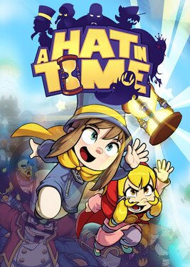 A Hat in Time постер (cover)