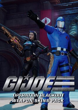 G.I. Joe: Operation Blackout - G.I. Joe and Cobra Weapons Pack