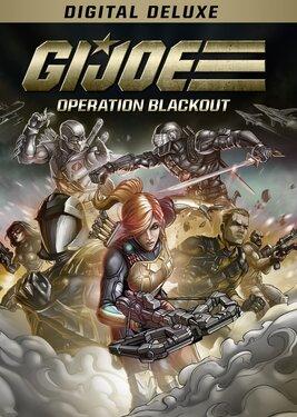 G.I. Joe: Operation Blackout - Deluxe Edition постер (cover)