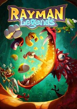 Rayman Legends постер (cover)