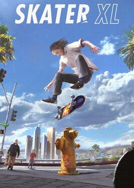 Skater XL - The Ultimate Skateboarding Game постер (cover)
