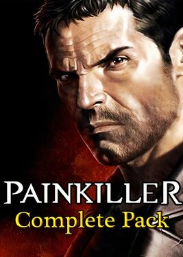 Painkiller Complete Pack постер (cover)