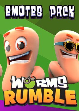 Worms Rumble - Emote Pack