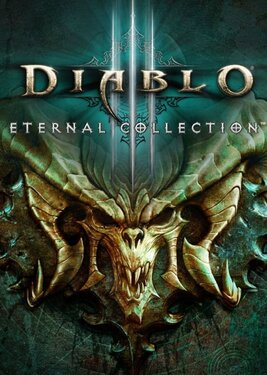 Diablo III - Eternal Collection постер (cover)