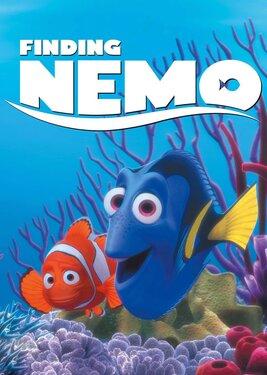 Finding Nemo постер (cover)