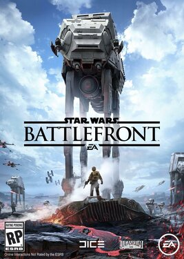 Star Wars: Battlefront постер (cover)