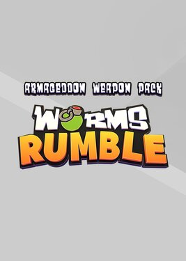 Worms Rumble - Armageddon Weapon Skin Pack постер (cover)