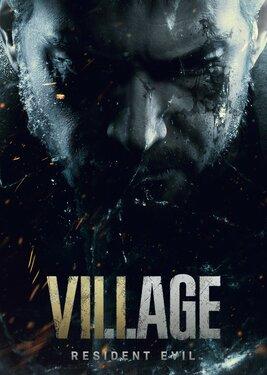 Resident Evil: Village постер (cover)