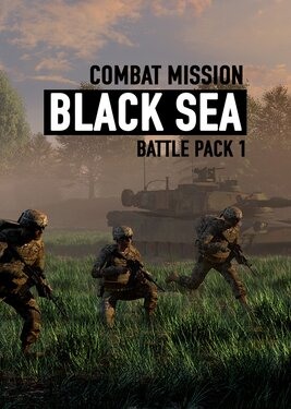 Combat Mission Black Sea - Battle Pack 1 постер (cover)