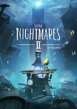 Little Nightmares II - Day One Edition постер (cover)