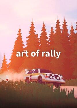 Art of Rally постер (cover)