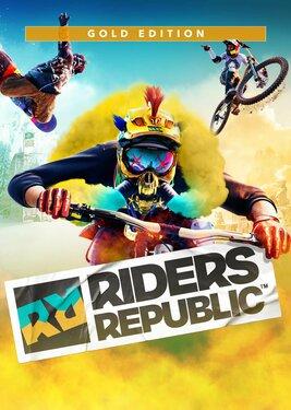 Riders Republic - Gold Edition постер (cover)