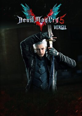 Devil May Cry 5: Playable Character - Vergil постер (cover)