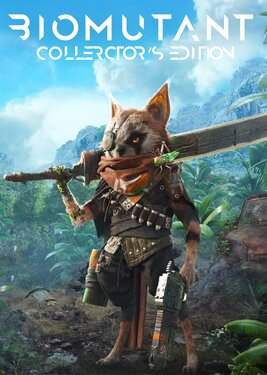 Biomutant - Collector's Edition постер (cover)