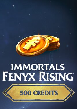 Immortals Fenyx Rising - 500 Credits Pack постер (cover)