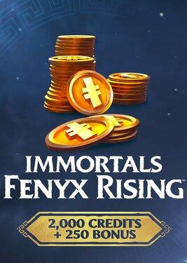 Immortals Fenyx Rising - 2250 Credits Pack постер (cover)