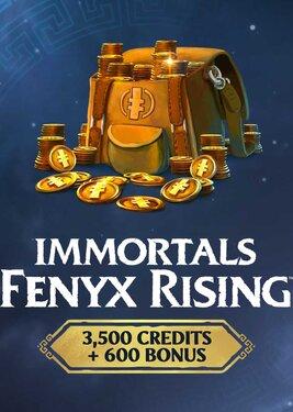 Immortals Fenyx Rising - 4100 Credits Pack постер (cover)