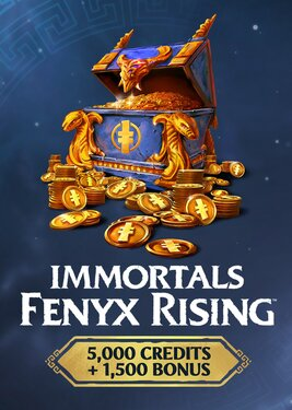 Immortals Fenyx Rising - 6500 Credits Pack