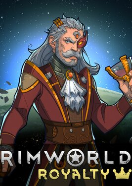RimWorld Royalty постер (cover)