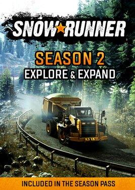 SnowRunner - Season 2: Explore & Expand постер (cover)