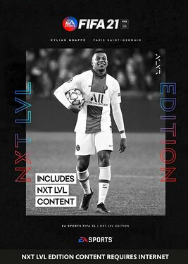 FIFA 21 - NXT LVL Edition постер (cover)