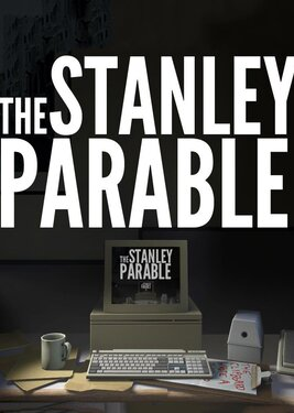 The Stanley Parable постер (cover)
