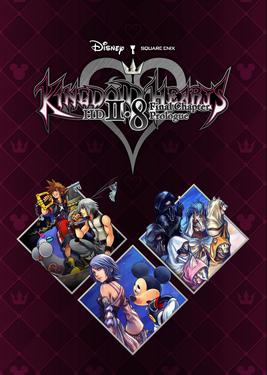 Kingdom Hearts HD 2.8 Final Chapter Prologue постер (cover)