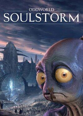Oddworld: Soulstorm постер (cover)