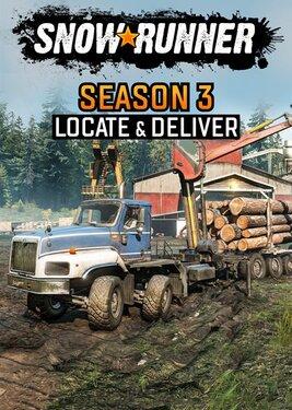 SnowRunner: Season 3 - Locate & Deliver