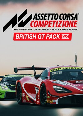 Assetto Corsa Competizione - British GT Pack постер (cover)
