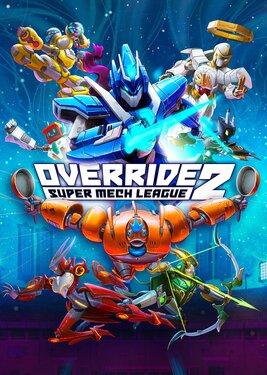 Override 2: Super Mech League постер (cover)
