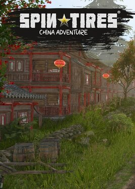 Spintires - China Adventure постер (cover)