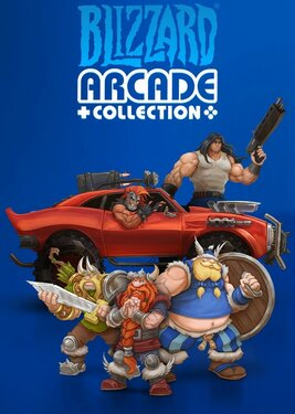 Blizzard Arcade Collection постер (cover)