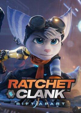 Ratchet & Clank: Rift Apart постер (cover)