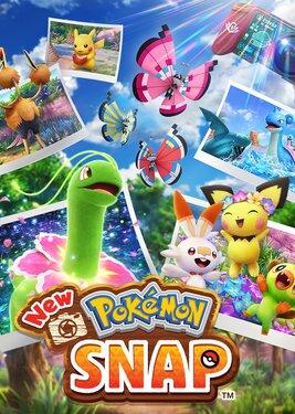 New Pokemon Snap постер (cover)