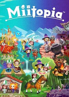 Miitopia постер (cover)
