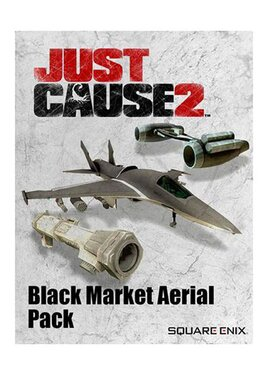 Just Cause 2 - Black Market Aerial Pack постер (cover)